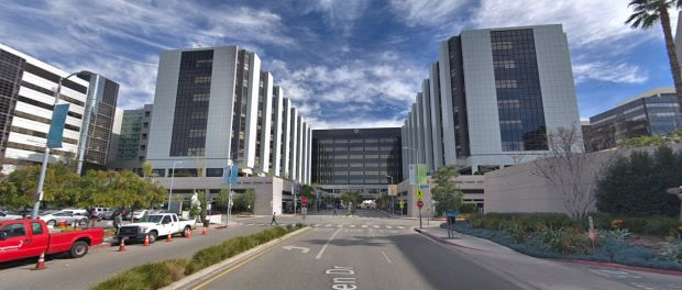 Power outage hits Cedars-Sinai Medical Center and