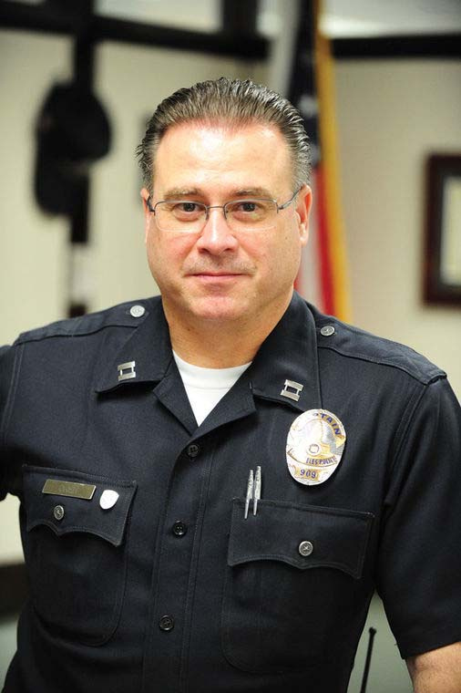 michael oreb los angeles police captain iii