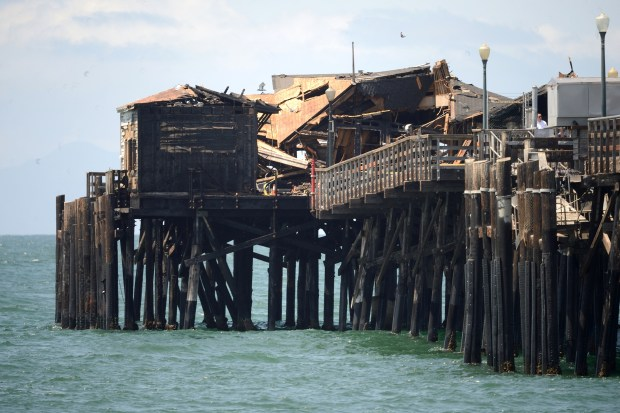 After 3 Years Of Repairs Seal Beach Pier Is Expected To Be