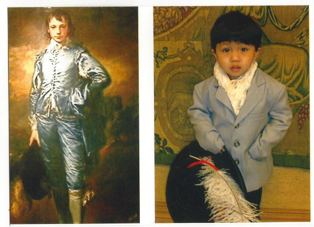 How you can watch the restoration of the Huntington Library's 'Blue Boy' in person