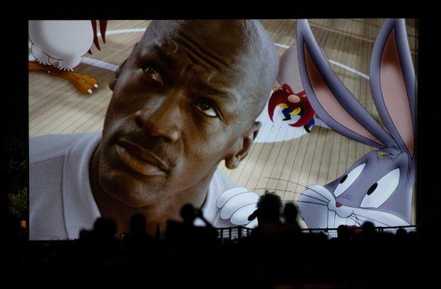 """Space Jam 2,"" starring LeBron James, scores big with California film tax break. Swoosh!"