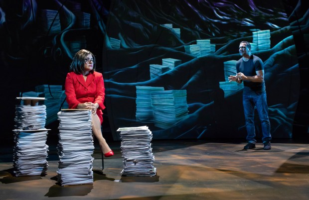 With 'Nikki Corona' at LA's Geffen, characters gain hope as audiences lose theirs