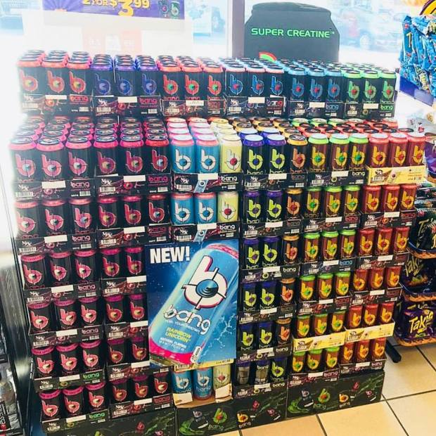 Corona-based Monster Energy drinks sues competitor, accusing