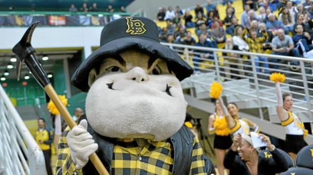 cal state mascot prospector pete gets the boot