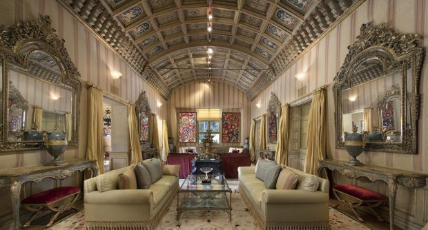 Beverly Hills Mansion Once Home To William Randolph Hearst