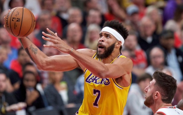 In the studio and on the court, JaVale McGee, Lance Stephenson and Lonzo Ball learn to work together