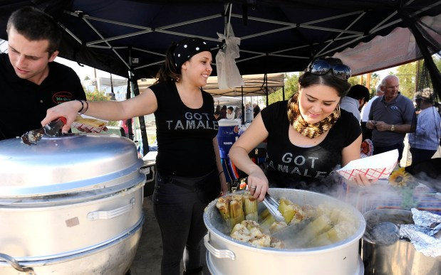 Holiday Food: Ethnic specialties in Southern California make for a  global feast