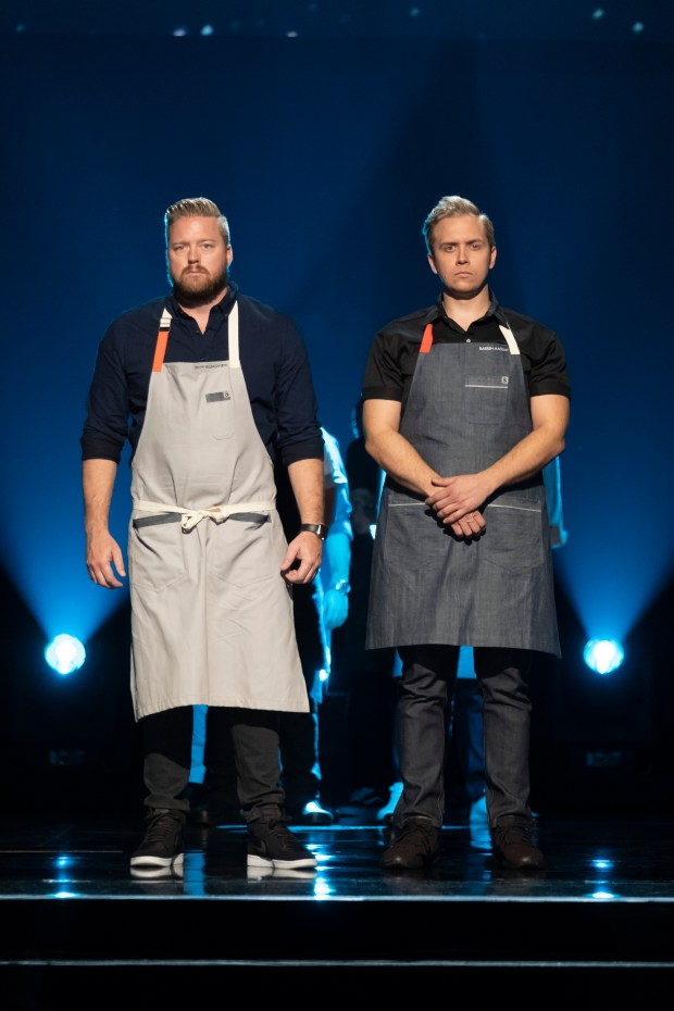 LA chefs compete in Netflix's international new series 'The Final Table'