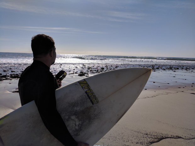 After Woolsey fire, LA County's beaches take a hit from storm runoff. Surfers, swimmers beware