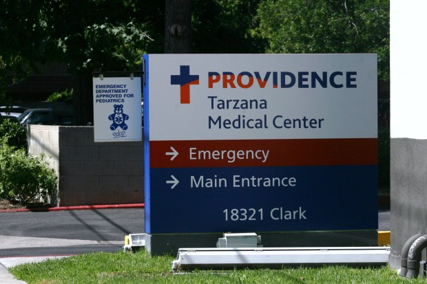 Homeless patients to get extra attention at 3 Providence hospitals in San Fernando Valley