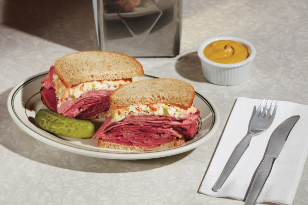 Canter's Deli is giving away free sandwiches in honor of Amazon's 'Marvelous Mrs. Maisel'