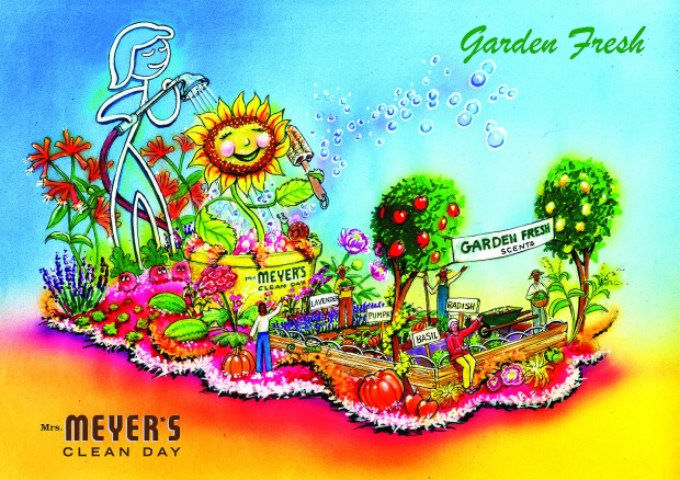 And the 2019 Rose Parade winners are: The most beautiful, whimsical and creative floats