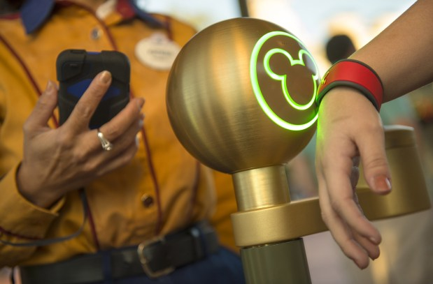 Technology: What will the digital future of Disneyland look like?