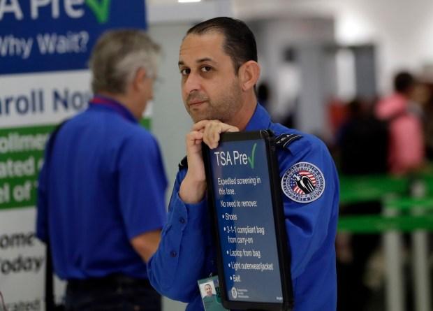 Winter storm, TSA sickouts continue to disrupt U.S. travel