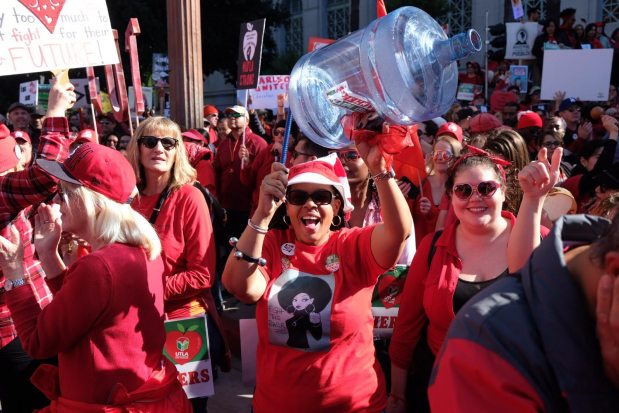 LAUSD teachers struck a deal, with some gaining and others giving up some ground