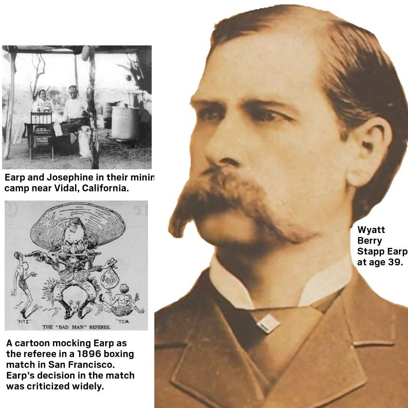 Earp collage