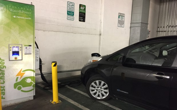 Pasadena approves agreement with Tesla for largest fast-charging site in western U.S.