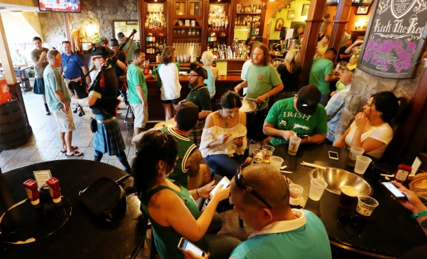 6 places to celebrate St. Patrick's Day in the San Fernando Valley