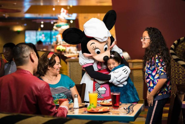 Disneyland Hotels Roll Out Discounts Food And Merchandise Tied To Mickey Mouses 90th Birthday Celebration