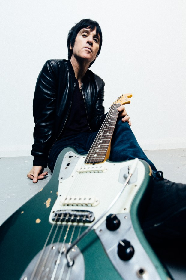 Johnny Marr, iconic guitarist for The Smiths, talks about making music ahead of a pair of Southern California concerts