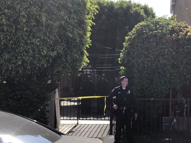 Husband arrested after woman found dead inside Santa Ana