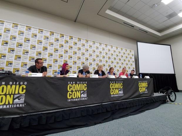 Comic-Con 2019: Creators use pop-culture to start a