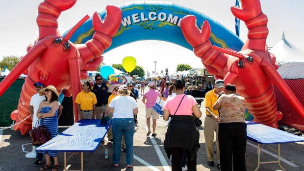 Rest in peace, San Pedro Lobster Festival, which rocked the