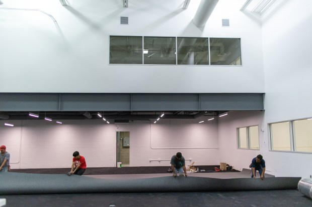 Toyota Performance Center >> Toyota Sports Performance Center In El Segundo Welcomes 2