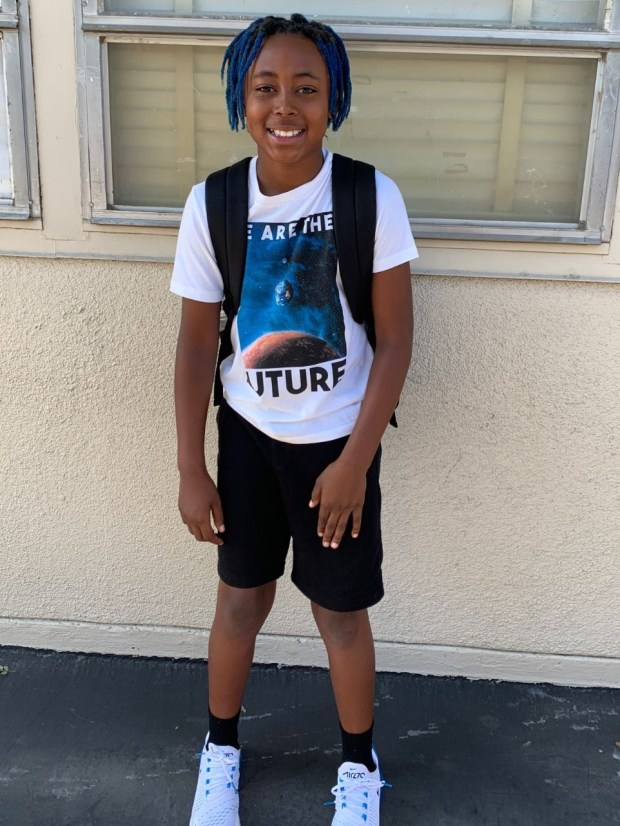 Road trip with this San Bernardino fifth-grader revealed