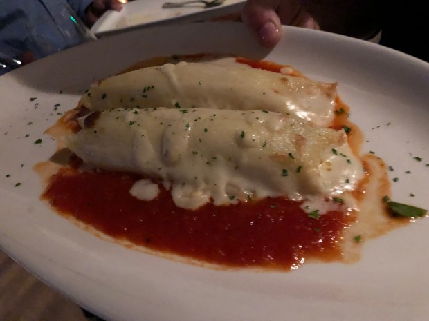 Radici is serious about serving great Italian food in