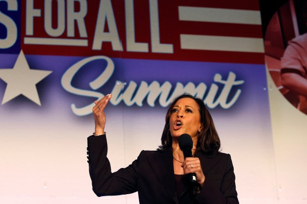 Bass, Harris on Biden's ticket? Either way, political effects would ripple in Southern California