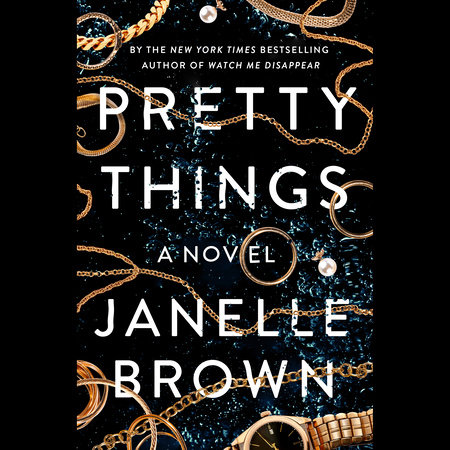 Book cover Pretty Things
