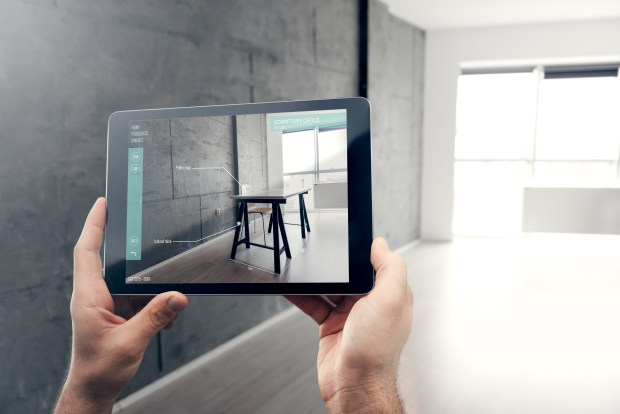 How shopping for home decor is getting a boost from augmented reality apps