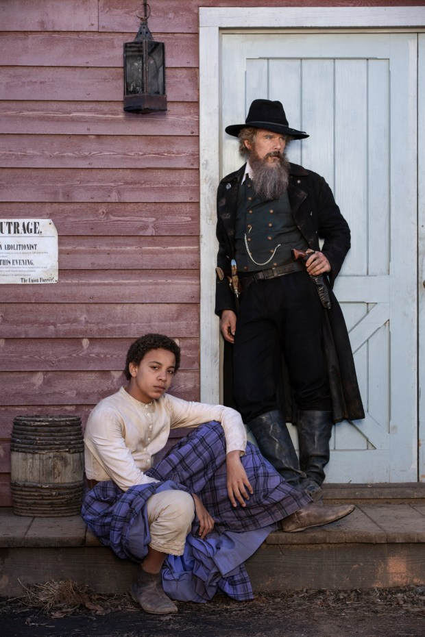 How 'Good Lord Bird' brought Ethan Hawke and its young star to John Brown's rebellion