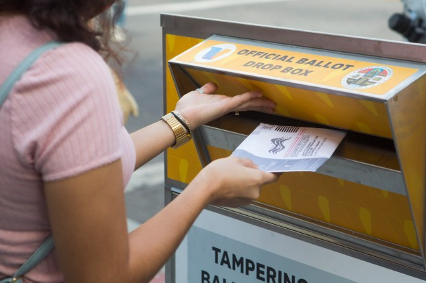 Elections czar: All-mail voting could be the future for L.A. County