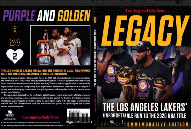 No NBA champion worked harder, but Lakers celebrated title without fans