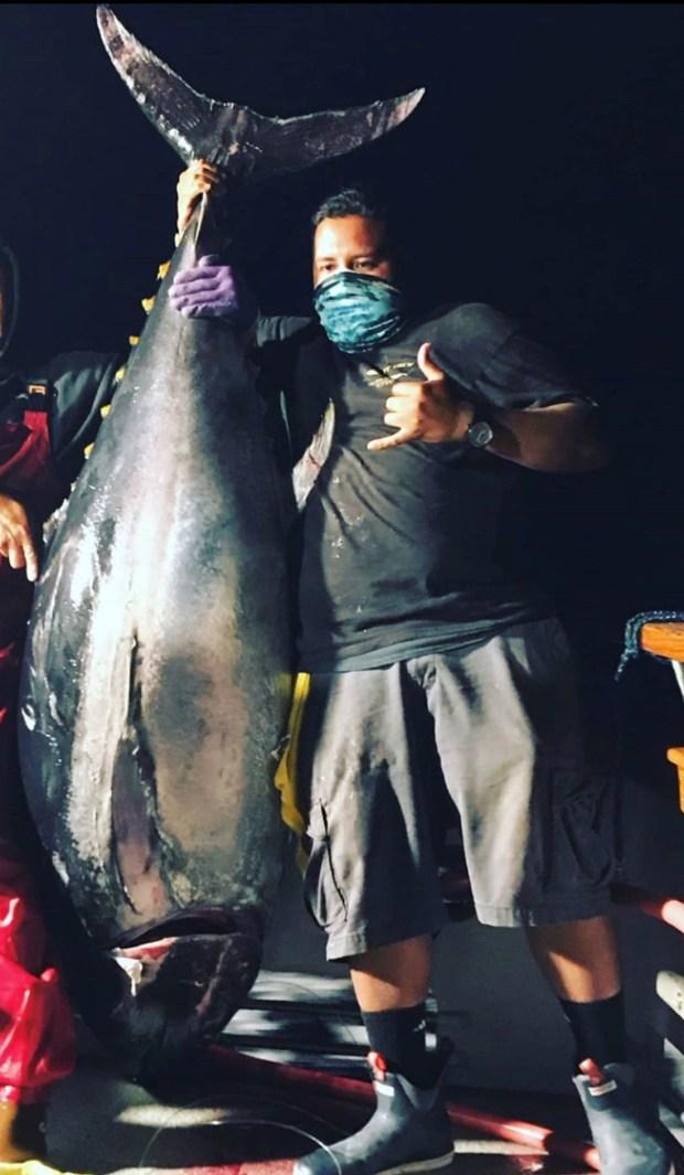Massive 364.5-pound bluefin tuna is Newport Landing 62-year record