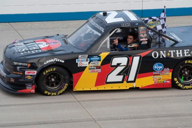 Zane Smith goes after NASCAR Truck Series title – Press Enterprise