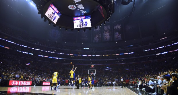 Lakers, Clippers will begin 2020-21 season without fans in Staples Center – Press Enterprise