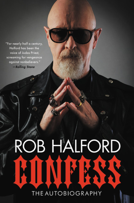 These 3 music memoirs tell the stories of Rob Halford, Gucci Mane, Willie Nelson and more
