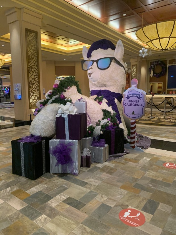 Casino Insider: Where to see holiday decorations at the casinos