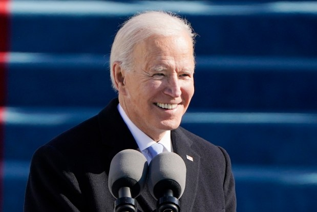 Read the full text of Joe Biden's inaugural address