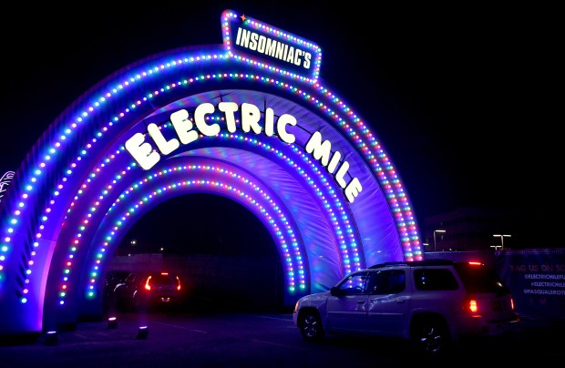How to experience some of California's biggest music festivals — from your car