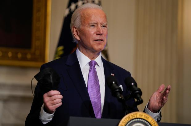 GOP lawmakers urge President Biden to meet with them on smaller COVID-19 relief package