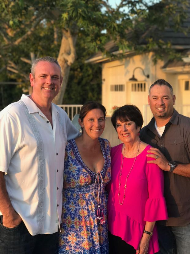 Grieving has been difficult for the family of Sarah and Payton Chester, who died in last year's helicopter crash with Kobe Bryant
