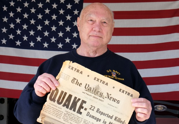 How the 1971 Sylmar earthquake changed the lives of two first responders