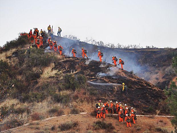 3 critically burned in explosion at Santa Clarita movie set