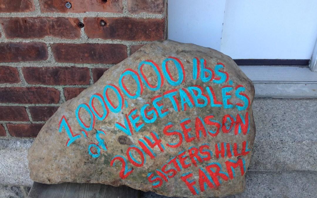 Sisters Hill Farm Reaches a Milestone