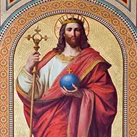 November 22, 2015—The Solemnity of Our Lord Jesus Christ, King of the Universe