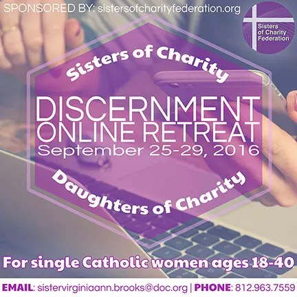 Online Discernment Retreat